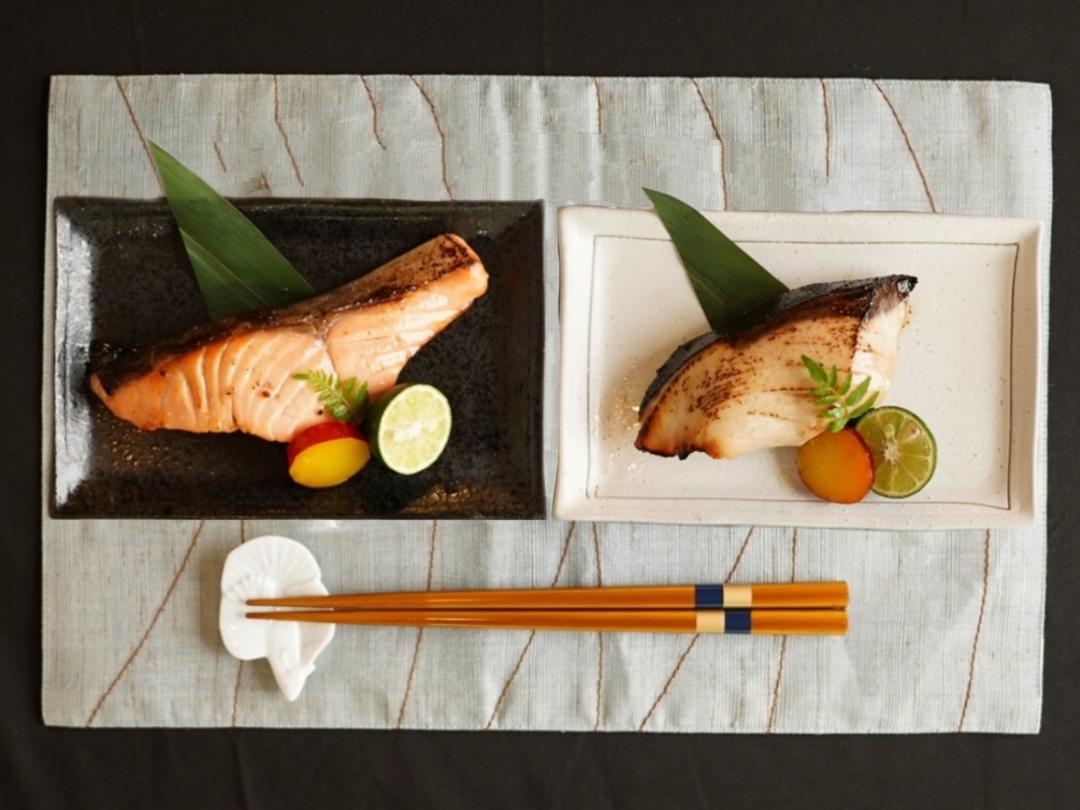 低温熟成魚6枚セット【篭屋】(サーモン&ぶり)
