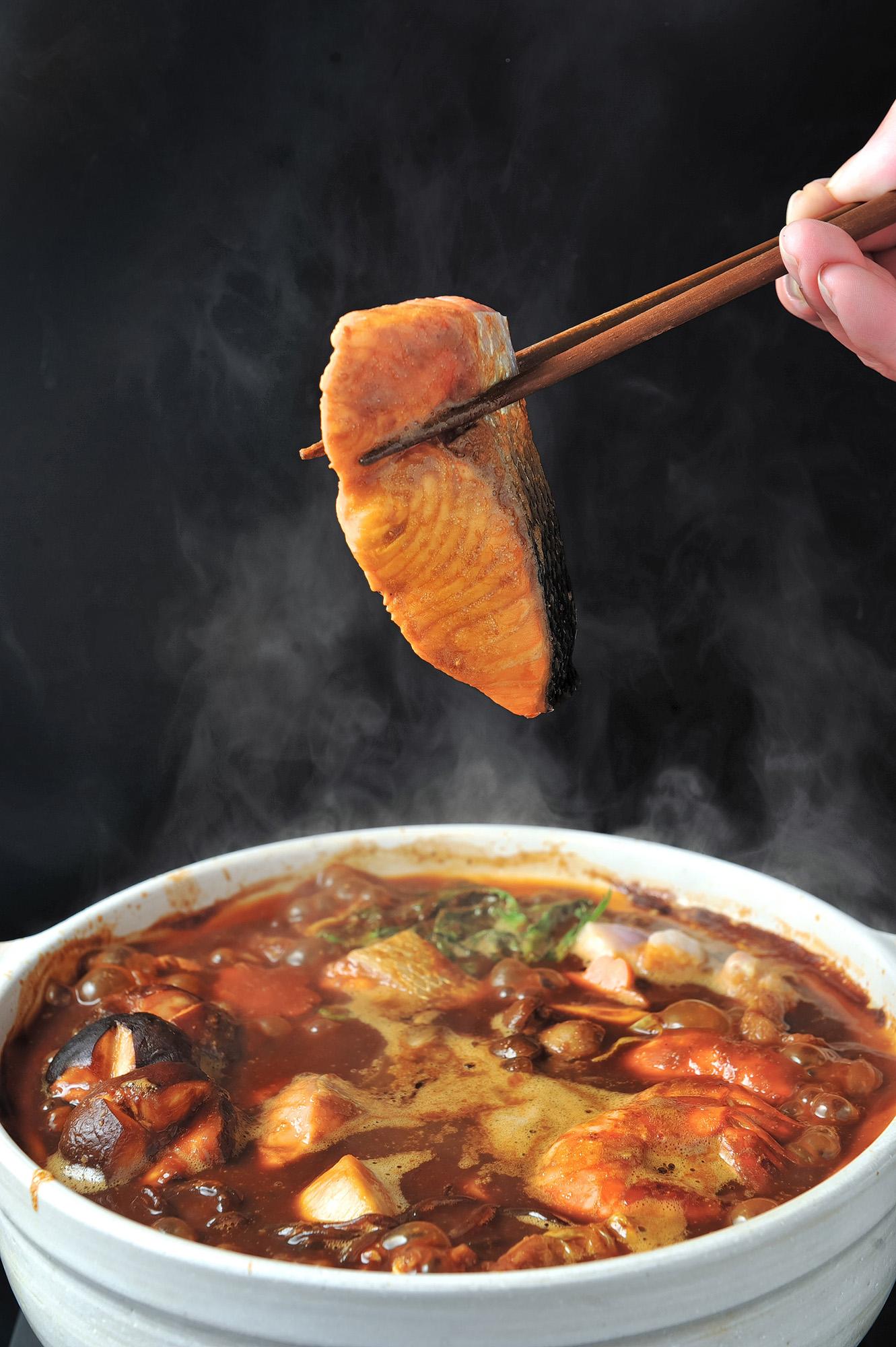 尾張味噌鍋【3人前】セット