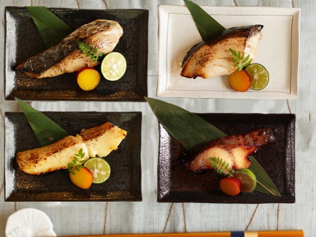 低温熟成魚8枚セット【大志】(本鰆&銀鰈&銀鱈&近海ぶり)